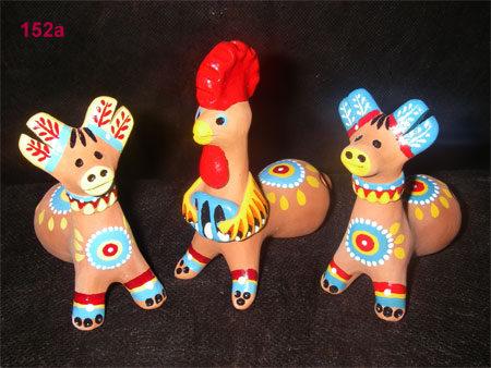 Глиняная игрушка своими руками